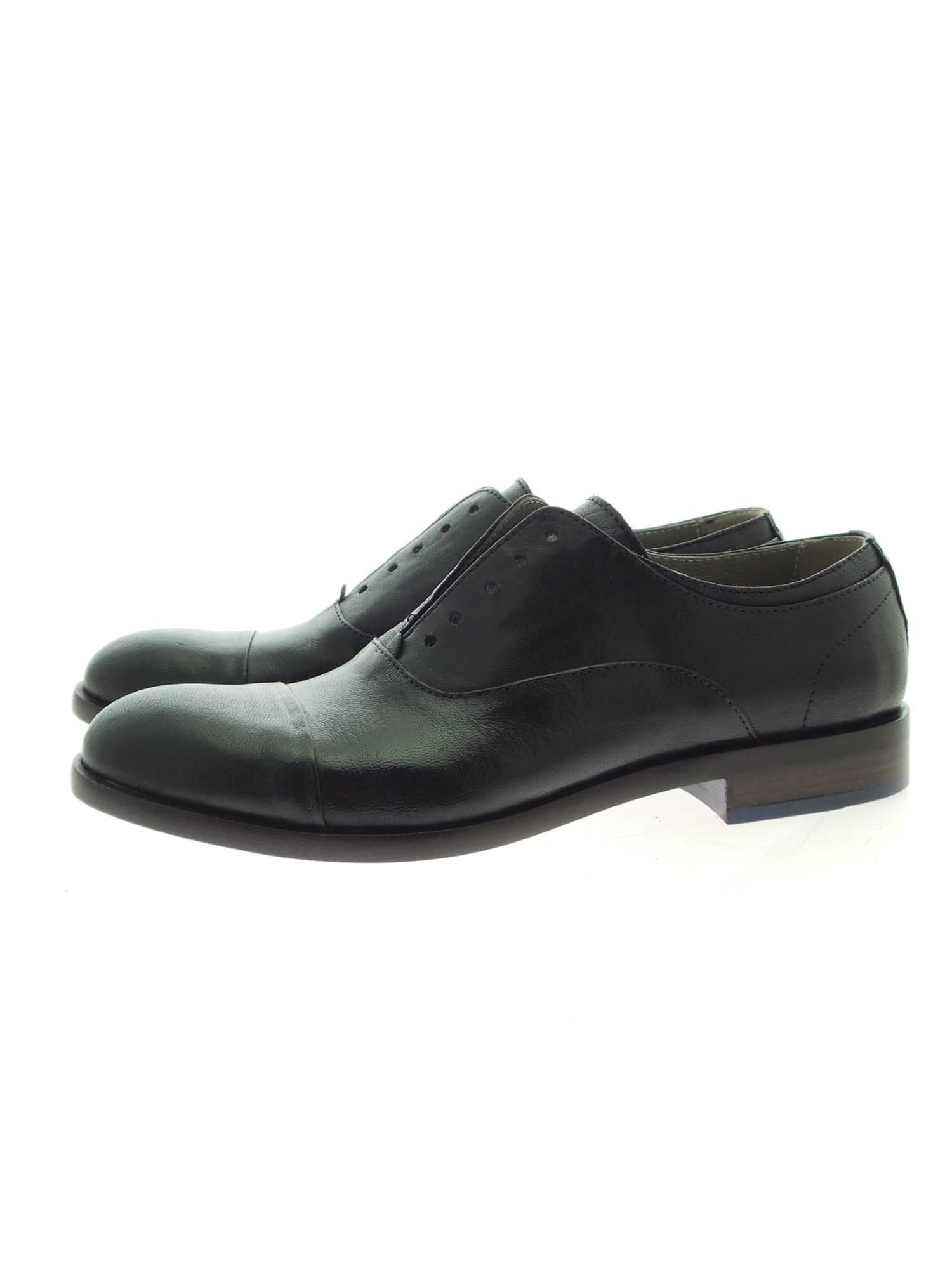 REBLU' 1236 Black Shoes Man