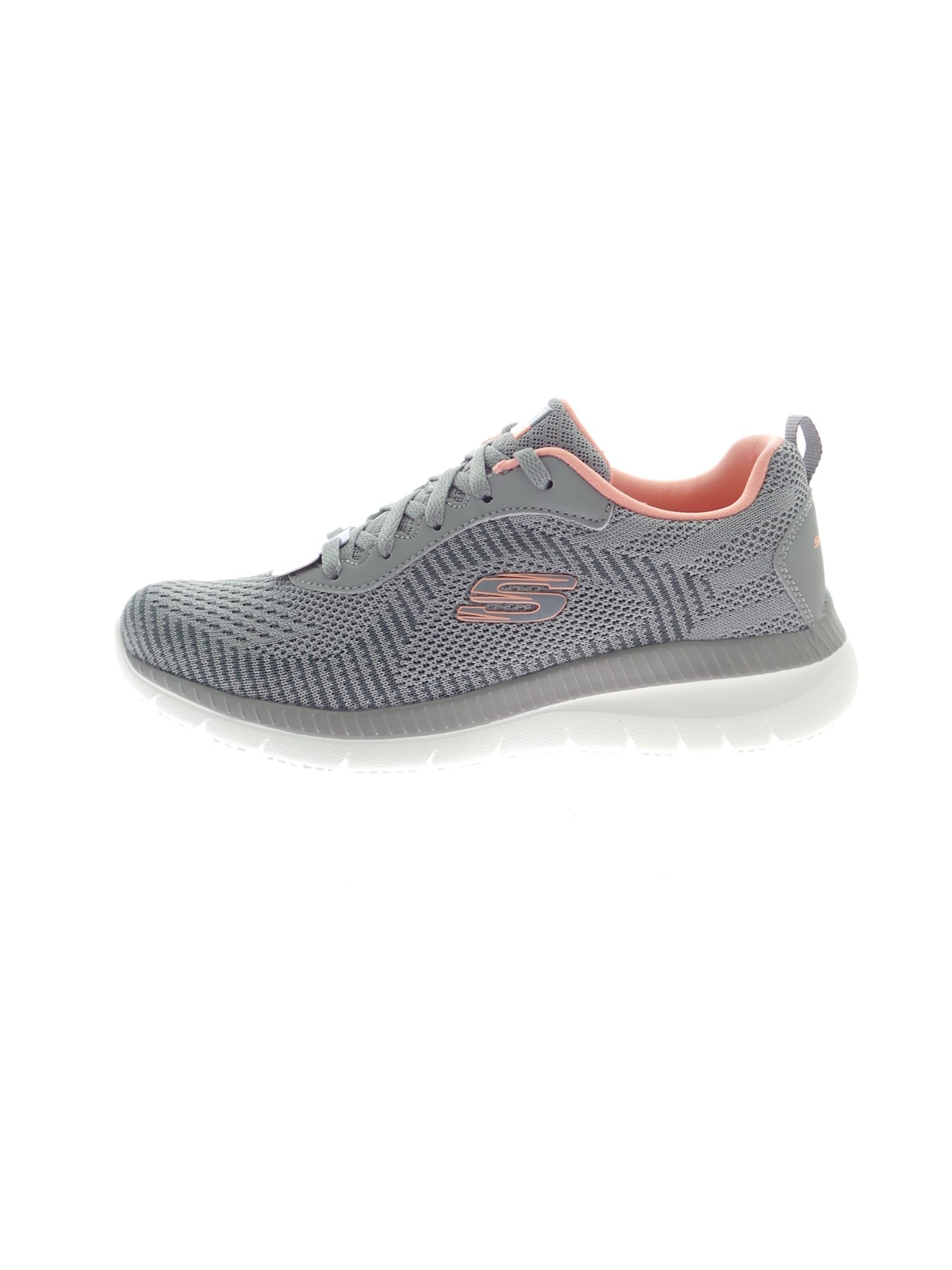 Skechers 149220 Grey Shoes Woman