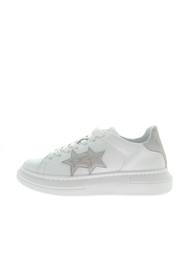 2 Star Sneakers White