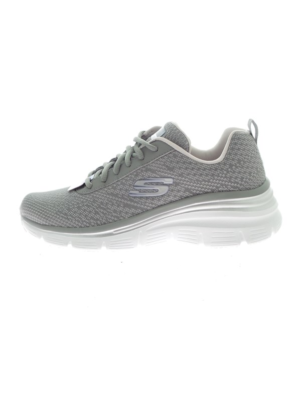 Skechers 12719 Grey Shoes Woman