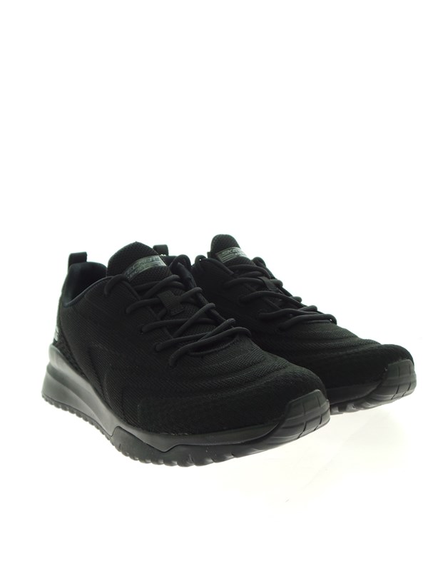 Skechers 17178 Black Shoes Woman