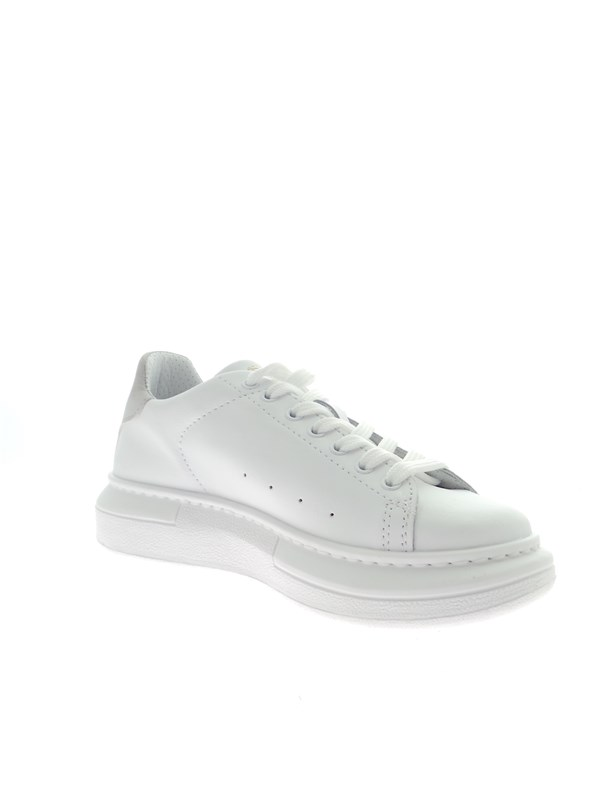2 Star 3078 White Shoes Woman