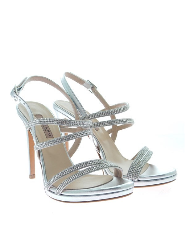 ALBANO 4002 Silver Shoes Woman