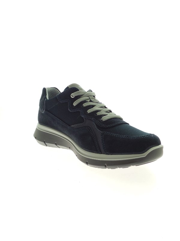 Igi & Co. 7120422 Blue Shoes Man